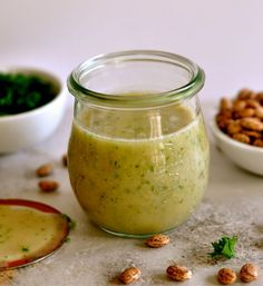 Transform your greens and vegetables with these bright, fresh, aromatic oil-free salad dressing recipes without all the calories and fat. Fat Free Salad Dressing Recipe, Oil Free Salad Dressing, Salad Dressing Recipes, Oil Free Italian Dressing Recipe, Plant Based Whole Foods, Vegan Sauces, Calories, Whole Food Recipes, Kale Recipes