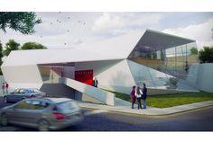 Hospital DIA Vascular #grauarquitetura www.grauarquitetura.com