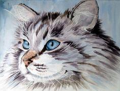 Charlene M. McGill — BlueEyes (600×460)