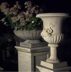 Classic Garden, Garden Ornaments, Garden Planters, Pedestal, Lawn  Ornaments, Herb Garden Planter