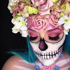 The color palette of this skelebeauty look by Nerd Makeup Ambassador @bangbangbetty1 is divine! Full product details can be found on her profile. <3  #EspionageCosmetics #NerdMakeup #lotd #motd #fotd #MUA #Beauty #Skull #Makeup #Cosmetics #CrueltyFree