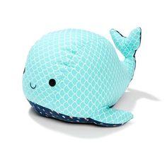 vintage Whale plush Whale