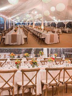 rustic outdoor wedding ideas @weddingchicks
