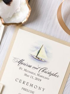 As a stationery vendor in the wedding business I love what we do here at Cink Art since the occasions we design and produce for are happy ones and as we bask in the love and positive emotions of our. Downtown Annapolis, Watercolor Wedding Invitations, Nautical, Stationery, Place Card Holders, Nice, Blog, Art, Navy Marine