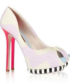New Designer! Sophia Webster's Dreamy Heels - Karli