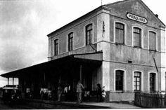 Estação de Piraquara, 1920