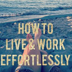 How+to+live+&+work+effortlessly+with+Marina+Pearson
