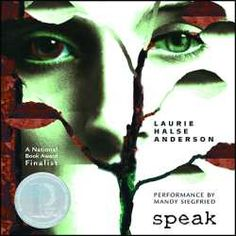 I'm not a huge fan of Laurie Halse Anderson, but Speak is a good novel for young teen girls.