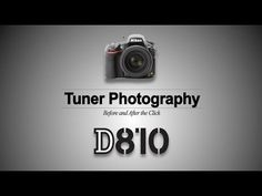 Nikon D810 New Features and Training Program - YouTube