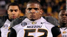 Michael Sam, college football star and top NFL prospect, says he's gay ...