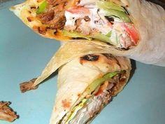 Wraps y Burritos de Carne Mechada, foto 2
