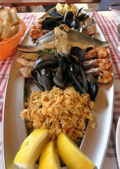 Where to find the best seafood in Montenegro!