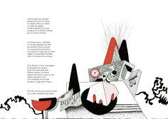 N°18 - Les Cahiers du Museur - Texte de Claude Haza - illustrations de J.L. charpentier - Format A3 plié A4