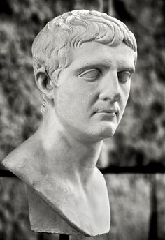 https://flic.kr/p/fsR4Jd | Drusus the Elder | Ara Pacis Museum, Rome Cast of Museo Capitolino inv. 355