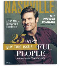 Nashville Lifestyles' 25 Most Beautiful People 2015 - Nashville Lifestyles
