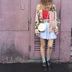 The 8065 Mary Jane shoe, shared by arn_xxxx #DocMartensoutfit