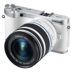 Samsung CMOS Smart WiFi Mirrorless Digital Camera with Lens and 33 AMOLED Touch Screen White >>> Check out the image by visiting the link. Best Digital Camera, Digital Slr, Digital Cameras, Dslr Cameras, Wi Fi, Best Cameras For Travel, 3d Cinema, Camera Deals, Smartphone