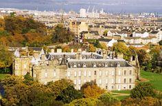 Royal Residences:  Holyrood Palace