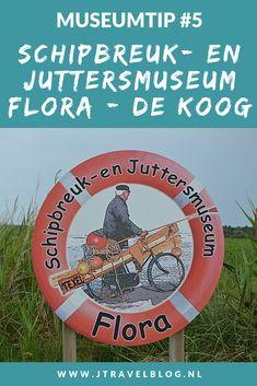 Een leuk museum (ook voor kinderen) net buiten De Koog op Waddeneiland Texel is het Schipbreuk-en Juttersmuseum Flora. Alles over de jutterij en de vondsten rond Texel vind je hier. Lees je mee wat er nog meer te zien is? #juttersmuseumflora #museum #texel #dekoog #jtravel #jtravelblog