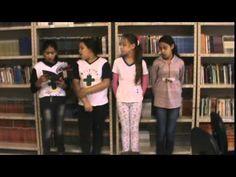 """Escola Estadual Maria Imaculada Cerqueira Borher """"Leitura Compartilhada"""" - YouTube"""