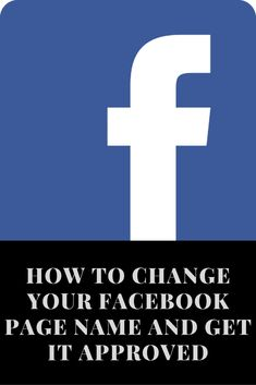 Read more about how I went about changing my own Facebook Page name and successfully getting the change approved. #Onlinebusiness #Facebook #SocialMedia #OnlineStarter #TheOnlineStart #EarnMoneyOnline Might Have, Earn Money Online, Change Me, Read More, You Changed, Online Business, About Me Blog, Names, How To Get