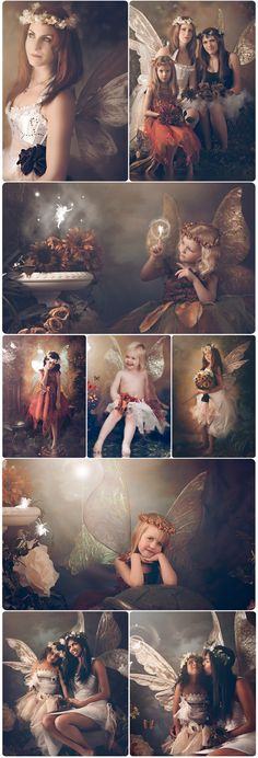 Recent Fairy Sessions