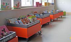 inrichting bibliotheek op school - Google zoeken