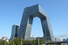 CCTV Tower. Beijing, China