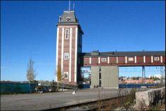 Elevaattoritornit Vaasa Finland. Baltic Sea, San Francisco Ferry, Finland, Building, Sweet, Travel, Law School, Construction, Trips