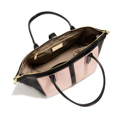 actually really like this one -- Colorblock tartine satchel | J Crew