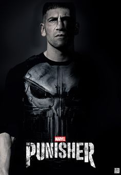 The Punisher - Poster by ArtBasement