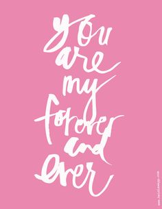 Free Valentine Printable from Heidi Swapp Project Life Free, Project Life Album, Project Life Cards, Life Quotes Love, Cute Quotes, You Are My Forever, Valentine's Day Printables, Its Friday Quotes, Heidi Swapp