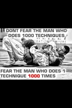 BJJ is life for sure.
