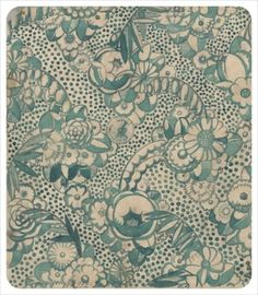 French gauche handpainted paper available at Morateur gallery.....better have deep pockets!