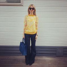 #karenwalker #chloe #yellow #melissasdressupbox