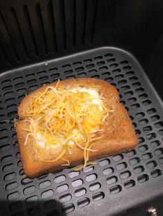 Air Fryer Oven Recipes, Air Fry Recipes, Air Fryer Dinner Recipes, Egg Recipes, Brunch Recipes, Breakfast Recipes, Ninja Recipes, Breakfast Ideas, Kitchens