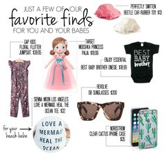Adie and Aden: Like A Boss + Favorite Finds