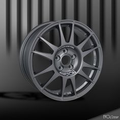 Its structure is primarily designed to resist heavy loads while maintaining the necessary lightness. The rim contour allows the installation of the largest brake calipers, up to the WRC measures, while the design of the lips facilitates the mounting of hard tires. | EVO Corse Racing Wheels