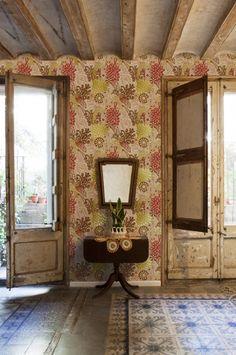Heavenly Catalina Estrada wallpaper! #Bloompapers #BloomArtists #Wallpapers #Home #Deco