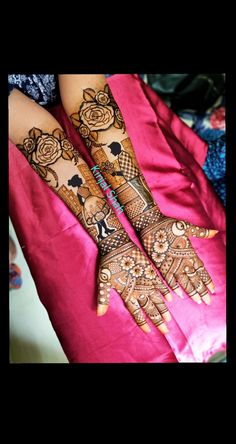 For mehndi order bookings and classes contact 09833887817...