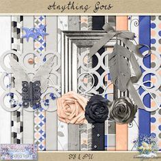 Wednesday's Guest Freebies ~ Dream 4ever Designs  ✿ Follow the Free Digital Scrapbook board for daily freebies: https://www.pinterest.com/sherylcsjohnson/free-digital-scrapbook/ ✿ Visit GrannyEnchanted.Com for thousands of digital scrapbook freebies. ✿