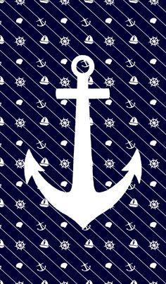 Raining Abchor Apple Phonecase Cover For Iphone SE Case Wallpaper Natal, Anchor Wallpaper, Nautical Wallpaper, Mobile Wallpaper, Pretty Backgrounds, Phone Backgrounds, Wallpaper Backgrounds, Cellphone Wallpaper, Iphone Wallpaper
