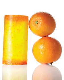 make your own tangerine soap!  I can smell the tartness now.  =O)