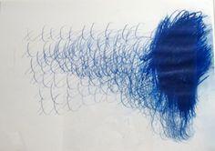 Yuichi Saito  colored pencil on paper