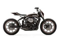 Harley-Davidson Street 750 – Kustom Kommune