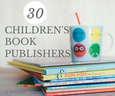 Find the right publisher for your children's book.