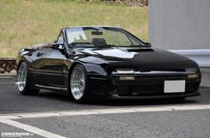 """""""Rinku 7Day"""" event is one of the biggest (if not the biggest) RX7 event in western Japan.  Clean Vert FC"""