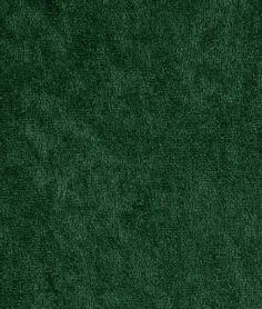 Hunter+Green+Panne+Velvet+Fabric