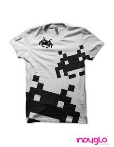Rave Invaders Armageddon Rave Invader Men's Clubbing T-Shirt - £12.99