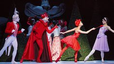 """Alice's Adventures in Wonderland"", by the National Ballet of Canada,"